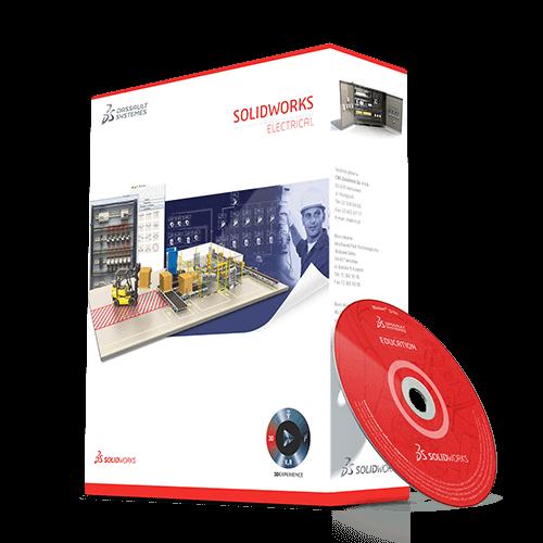 Oprogramowanie MCAD ECAD SOLIDWORKS Electrical