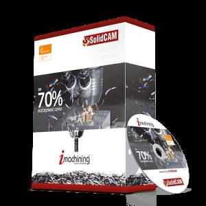 Oprogramowanie CAM CNC SOLIDCAM - SOLIDWORKS CAM