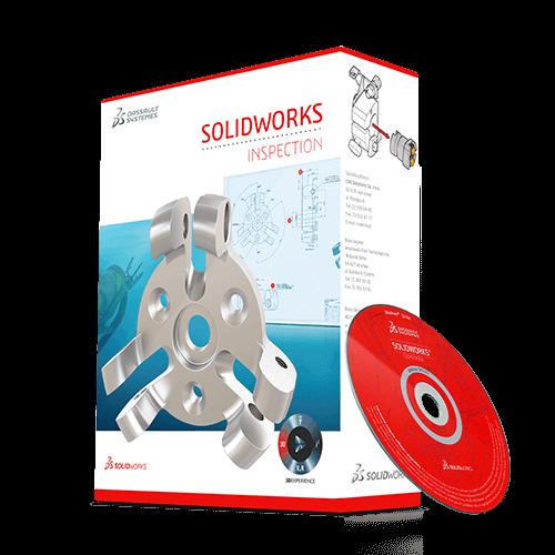 Oprogramowanie CAD SOLIDWORKS Inspection