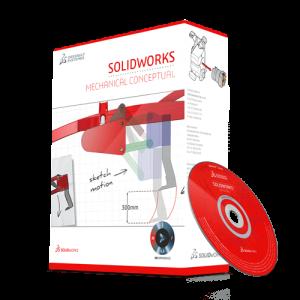 Oprogramowanie CAD 3D SOLIDWORKS Conceptual Designer