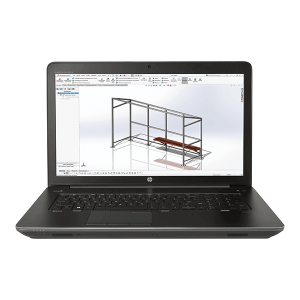 HP Notebook ZBook 17 i7-6700HQ 17'' 500GB 8GB