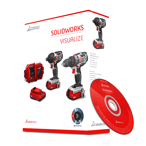 Licencja SOLIDWORKS Visualize