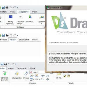 Pobierz licencję DraftSight 2016