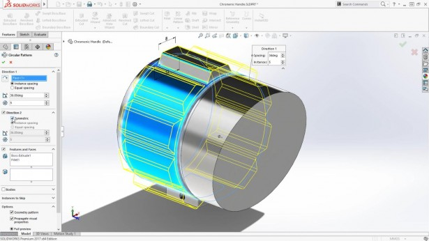 SOLIDWORKS 2017 1