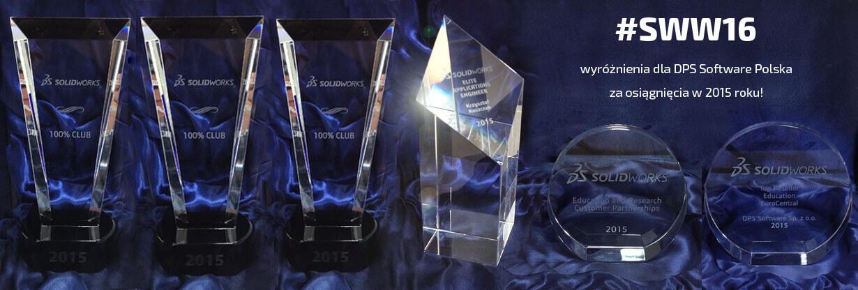 Dystrybutor SOLIDWORKS nagrodzony. Najlepszy polski dostawca SOLIDWORKS