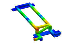 SOLIDWORKS Simulation Drgania