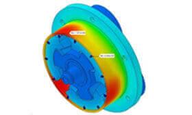 SOLIDWORKS Simulation Termika (CAE)