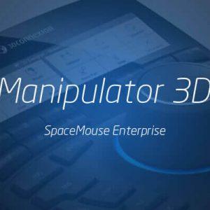 Manipulatory 3DConnexion nowość SpaceMouse Enterprise