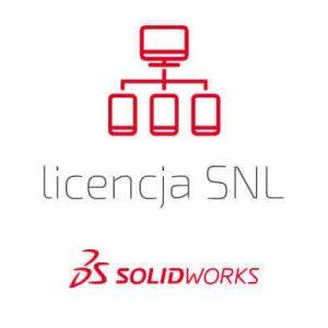 SOLIDWORKS licencja SNL cena