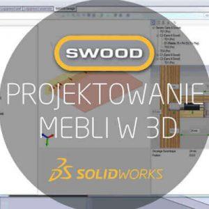 projektowanie mebli w solidworks