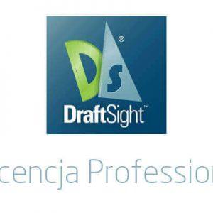 DraftSight Professioanl Cena - licencja
