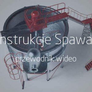 konstrukcja spawana solidworks - przykład wideo