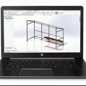HP ZBook Studio E5-1505Mv5 16GB / 512GB / Quadro M1000M