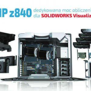 Stacja Robocza Hp z840 - SOLIDWORKS Visualize