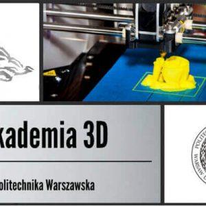 Politechnika Warszawska- studia podyplomowe z druku 3d oraz CAD CAM CAE