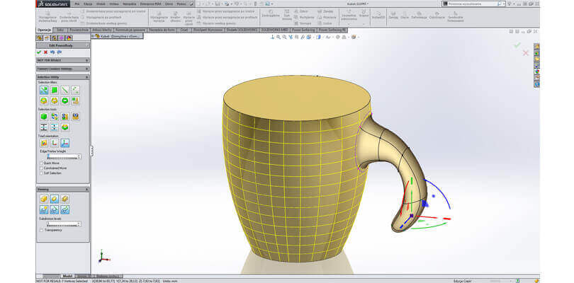 Power Surfacing for SOLIDWORKS