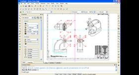SOLIDWORKS Draftsight grafika