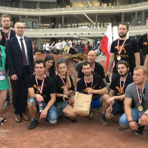 European Rover Challenge 2016,