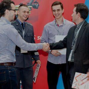 Nagrody w studenckim konkursie projektowym solidworks rozdane