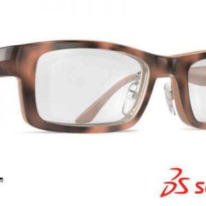 SOLIDWORKS - projektujemy dla ludzi. Innowacyjne okulary regulujące ostrość widzenia.