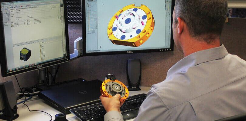 Praca w środowisku SOLIDWORKS 3D CAD oraz SOLIDWORKS PDM