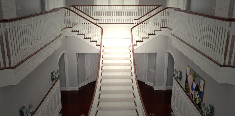 Projektowanie schodów w 3D CAD SOLIDWORKS Professional