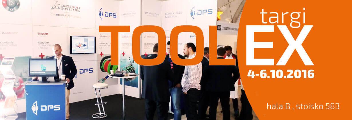 Targi TOOLEX 2016 w Sosnowcu - zaprasza DPS Software