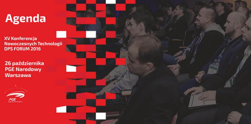 Agenda DPS Forum 2016