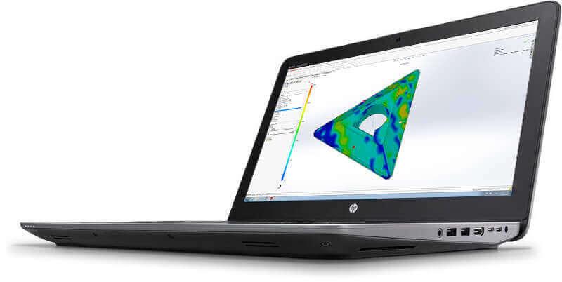 Stacje robocze HP zbook oprogramowanie CAD