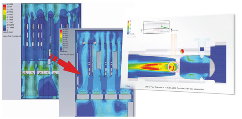 CFD SOLIDWORKS Flow Simulation