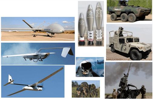 MSPO 2017 - Targi Przemysłu Obronnego - Drony