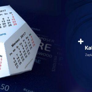 Kalendarz 3D 2017 DPS Software