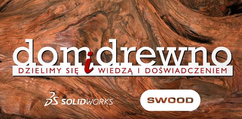 Kurs Video Projektowanie szafki SOLIDWORKS SWOOD Doim i Drewno
