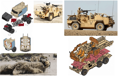 MSPO 2017 - Targi Przemysłu Obronnego - Pojazdy Wsparcia