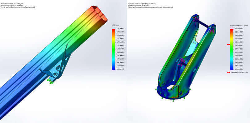 SOLIDWORKS Simulation Case Study - firma Socage