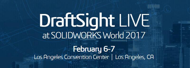 DraftSight Live podczas SWW2017
