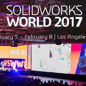 SOLIDWORKS World 2017 - konferencja użytkowników SOLIDWORKS