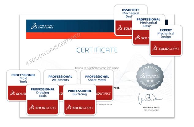 certyfikowany dostawca SOLIDWORKS