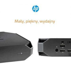 Stacja robocza HP Z2 Mini G3 dla SOLIDWORKS