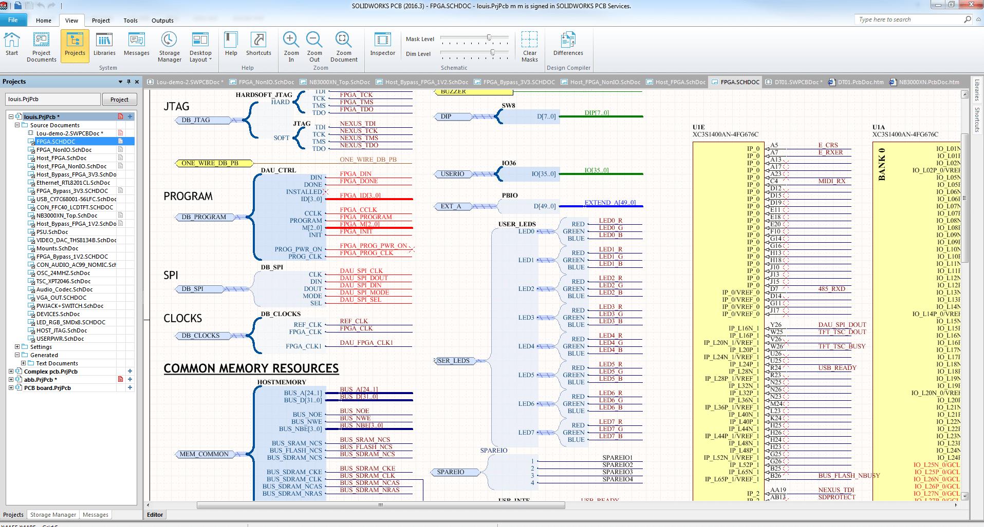Rozwiązanie SOLIDWORKS PCB