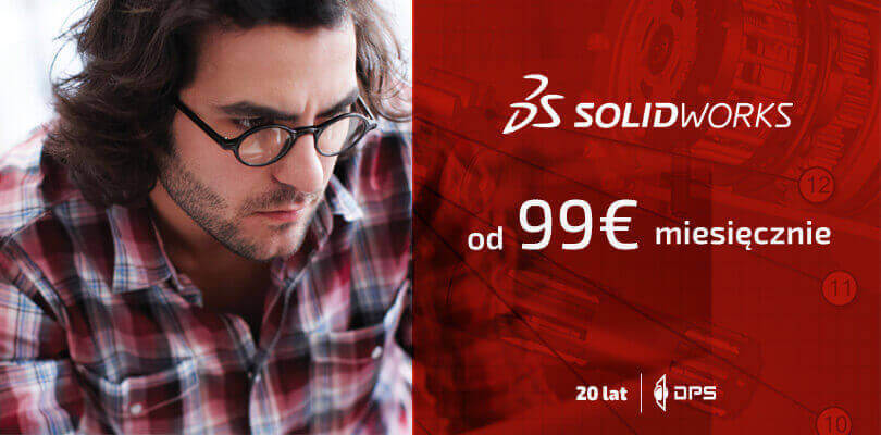 Promocja DPS Software - SOLIDWORKS