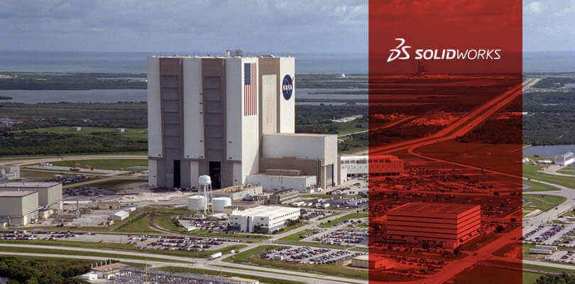 Wykorzystanie SOLIDWORKS Flow Simulation - NASA Case Study