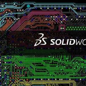 Biblioteki do PCB - program do PCB - SOLIDWORKS PCB
