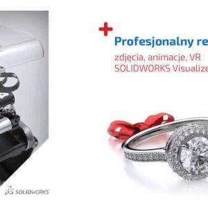 Profesjonalny rendering 3D - SOLIDWORKS Visualize