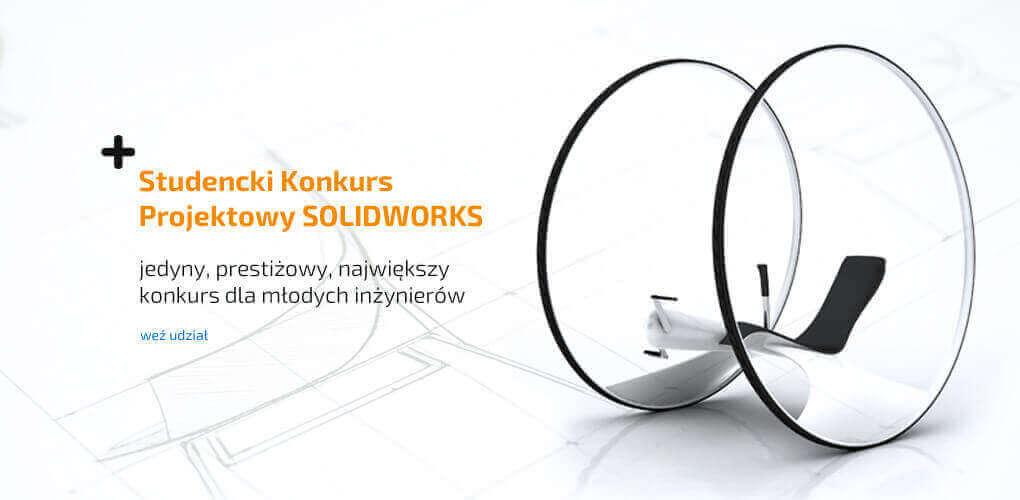 Studencki Konkurs Projektowy SOLIDWORKS Edycja 16