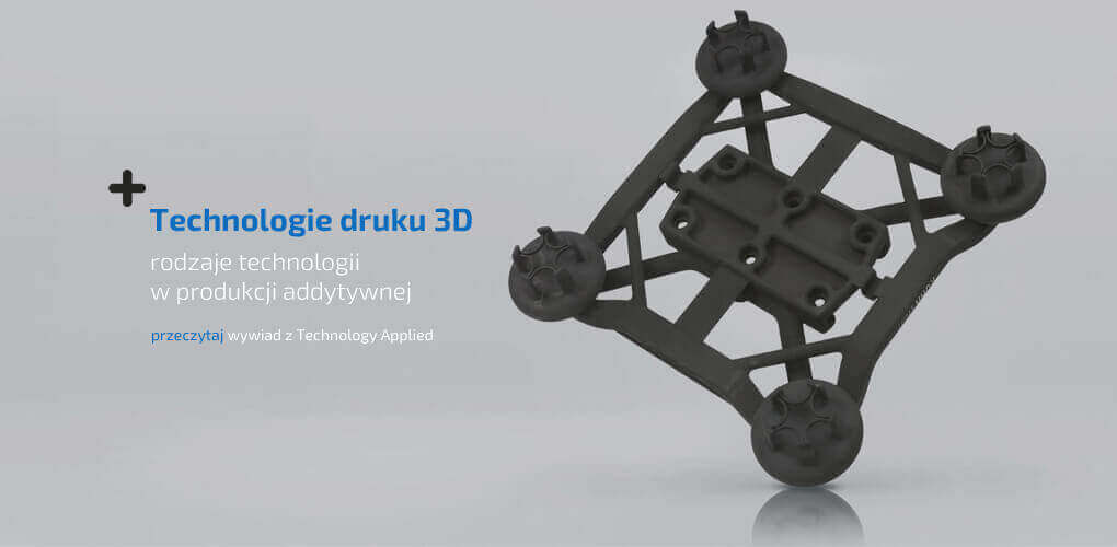 Technologie druku 3D Technology Applied