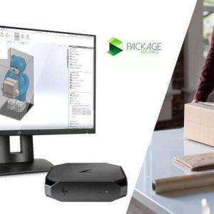 Oprogramowanie projektowanie opakowań tekturowych - SOLIDWORKS - package works