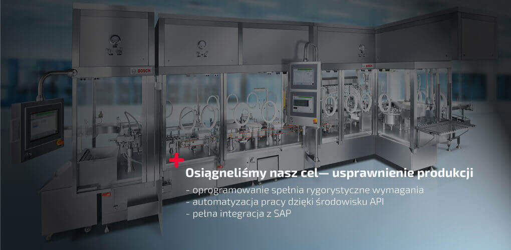 bosch case study Together with bosch packaging technology, the company has now  case  study: bosch modernizes 20 year-old bag-in-box line for ulmer.
