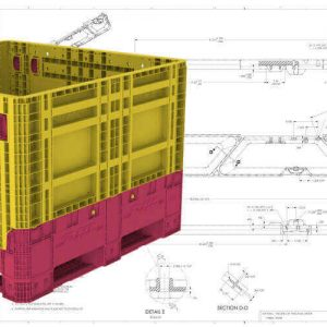 Dwa różne podejścia do projektowania części formowanych wtryskowo