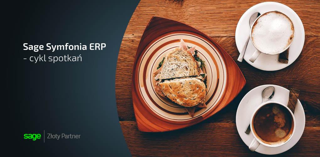 Śniadania Biznesowe DPS Software - Sage Symfonia ERP - cykl spotkań z SAGE
